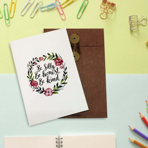 Be Silly notebook