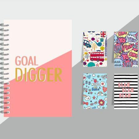 Goal Digger Gift Set