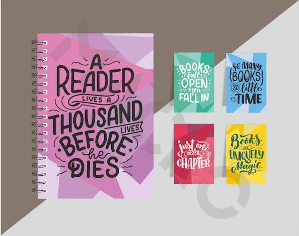Booklover Gift Set