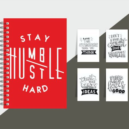 Hustle Hard Gift Set